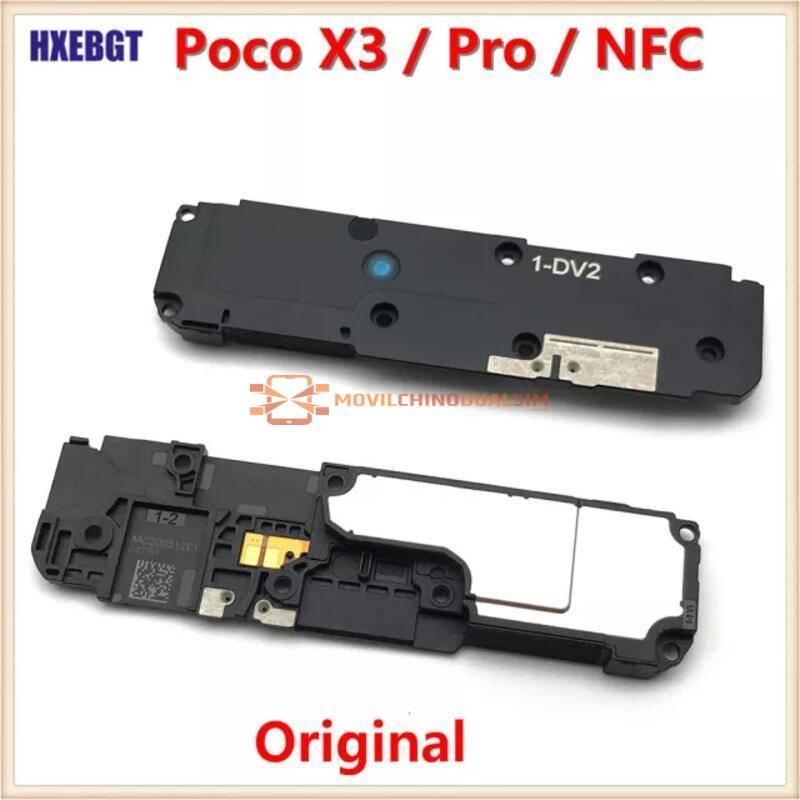Repuesto altavoz original para moviles chinos Xiaomi Mi Poco X3 , X3 Pro