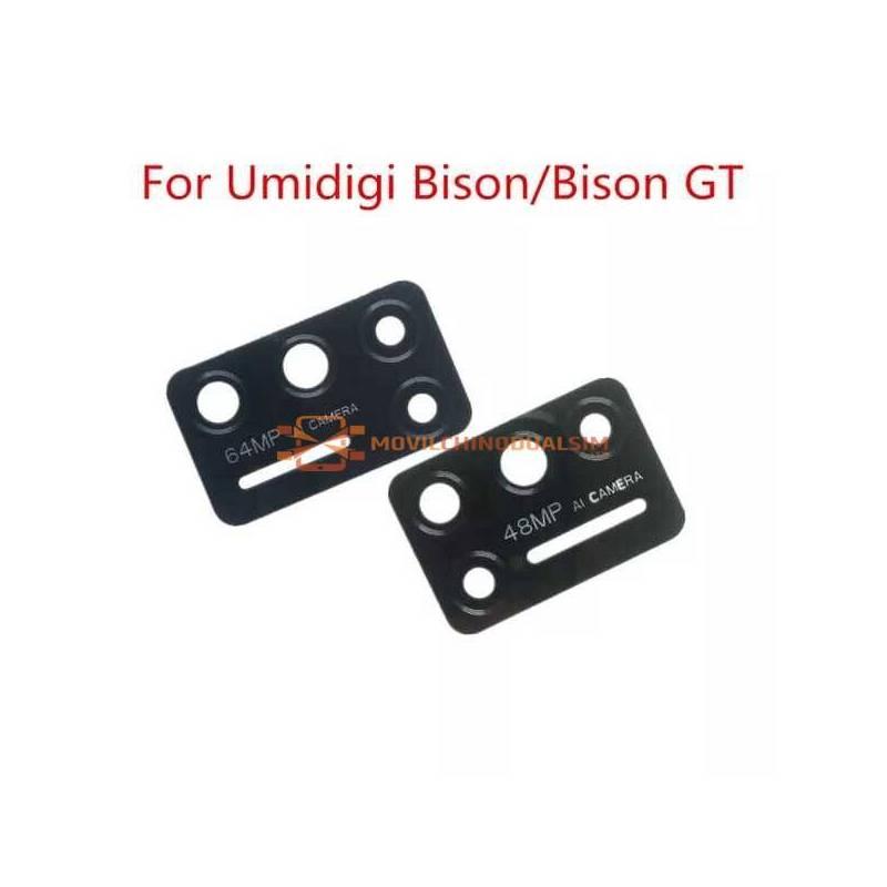 Lente de cámara trasera para movil chino UMIDIGI BISON o BISON GT