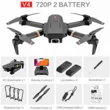 Drone chino V4 Rc 4k HD, cámara gran angular, 1080P, WiFi, fpv, cámara Dual, Quadcopter, transmisión en tiempo Real