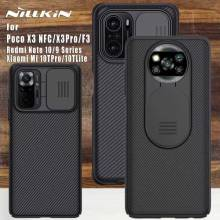 Funda de proteccion con sujeción en silicona para movil chino Xiaomi Redmi Note 10S