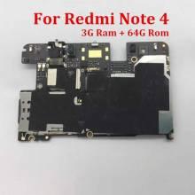 Repuesto placa base originalpara movil chinoXiaomi Redmi Note 4