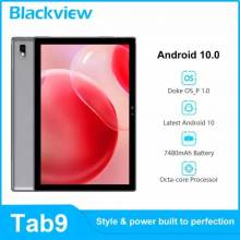 """Tablet china Blackview Tab 9 Android 10 pantalla 10,1 """"4GB + 64GB Octa Core 1,8 GHz 13MP WiFi y Bluetooth 4G bateria 7480mAh"""