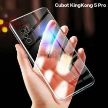 Funda de proteccion en silicona para movil chino Cubot KingKong 5 Pro