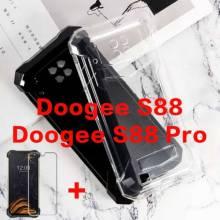 Funda de proteccion en silicona para movil chino Doogee S88 Pro