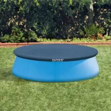 Cubierta o funda solar para piscina redonda 244 cm