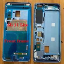 Repuesto de carcasa marco frontal LCD para movil chino Xiaomi Mi 11 Lite