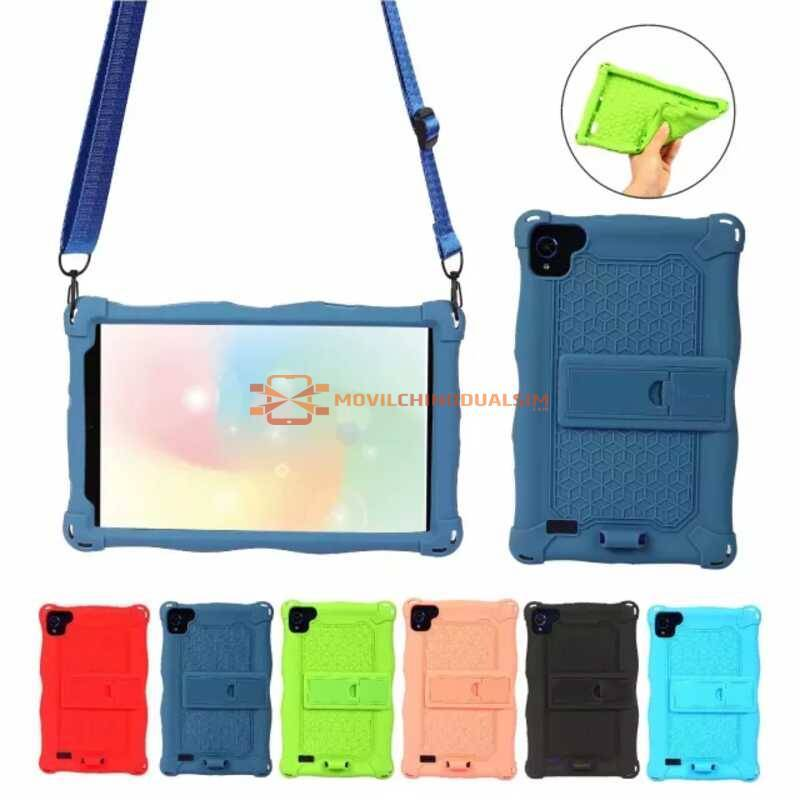 Funda de proteccion en silicona para Tablet china Teclast P80