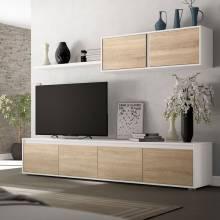 Mueble comedor moderno y elegante de 3 piezas