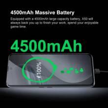 "Movil chino Cubot X50 pantalla 6.67"" FHD Cámara 64MP,Cámara frontal de 32MP,8GB y 128GB,Batería de 4500 mAh,NFC,4G Dual SIM"