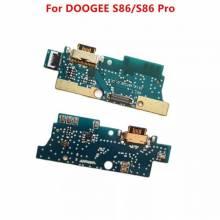 Repuesto placa USB cargador de enchufe para movil chino DOOGEE S86/S86 Pro
