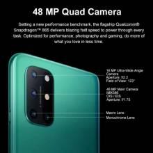 Movil chino OnePlus 8T Snapdragon 865 5G 120Hz cámara cuádruple de 48MP