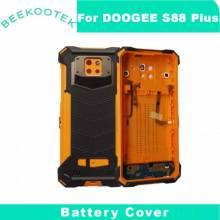 Tapa trasera original de batería paramovil chinoDoogee S88 Plus