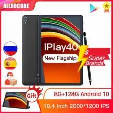 "Tablet China ALLDOCUBE iPlay40 pantalla 10,4"" 2K FHD 2000*1200 8GB RAM 128GB ROM Android 10 5G WiFi"