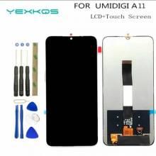 Pantalla LCD + pantalla táctil de reemplazo para movil chino UMIDIGI A11