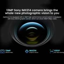 Reloj inteligente chino KOSPET Optimus 2 4G para hombre, 4GB, 64GB, cámara de 13MP, Flash, 2260 MAh, 1,6 pulgadas, Android 10,7