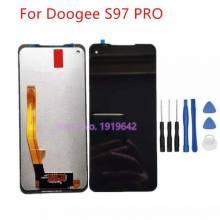Pantalla LCD + pantalla táctil de reemplazo para movil chino Doogee S97 PRO