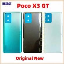 Tapa trasera original de bateria para movil chino  Xiaomi Poco X3 GT