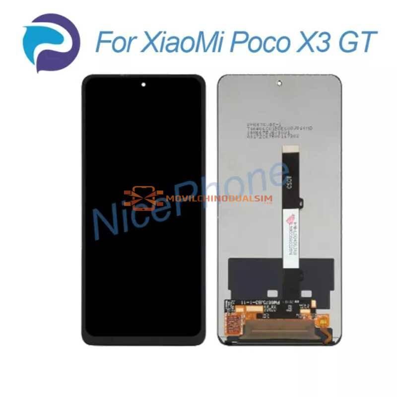 Pantalla LCD + pantalla táctil de reemplazo para movil chino Xiaomi Poco X3 GT