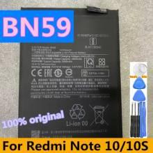 Bateria original de 5000 mAh para movil chino Xiaomi Redmi Note 10/10S y Xiaomi Redmi Note 10 5G