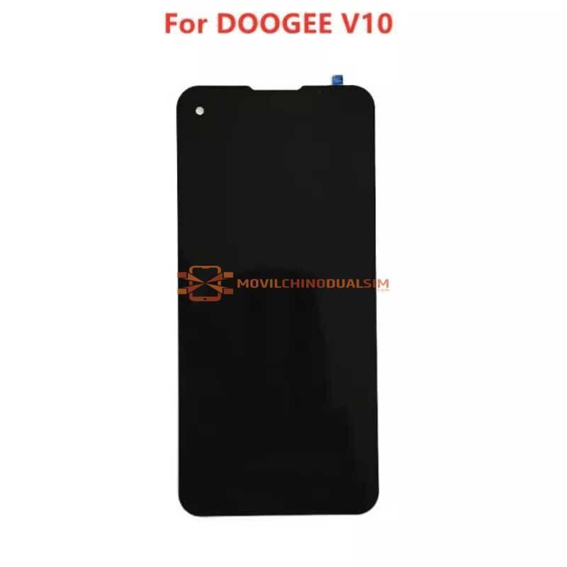 Pantalla LCD + pantalla táctil de reemplazo para movil chino DOOGEE V10