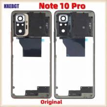 Repuesto marco lateral original cristal de camara para movil chino Redmi Note 10 Pro