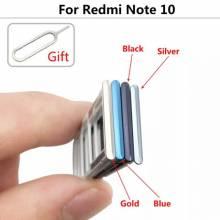 Repuesto Bandeja de tarjetero de sim para movil chino Xiaomi Redmi Note 10