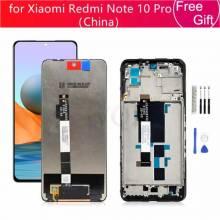 Pantalla LCD + pantalla táctil de reemplazo para movil chino Xiaomi Redmi Note 10 Pro 5g