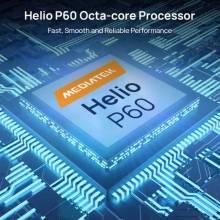 Movil chino DOOGEE N40 Pro 6,5 pulgadas, cámara 20MP, Helio P60, 6GB + 128GB, batería de 6380mAh, carga rápida de 24W