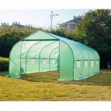 Precioso Invernadero caseta 600 x 300 x 200 jardin terraza cultivo de plantas semilla