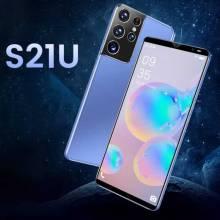 Movil chino S21U, pantalla 5,8 pulgadas, 512MB de RAM, 4GB de ROM, Batería grande de 4800mAh, Android, desbloqueado, SIM Dual