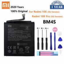 Bateria original de 4420 mAh para movil chino Xiaomi Redmi 10X Pro o Xiaomi Redmi 10X